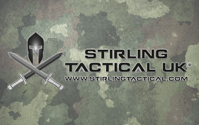 stirling tactical logo